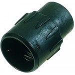 Festool 452896, Hose Sleeves-Rotating Connector, Anti-static version for D 50mm suction hose.