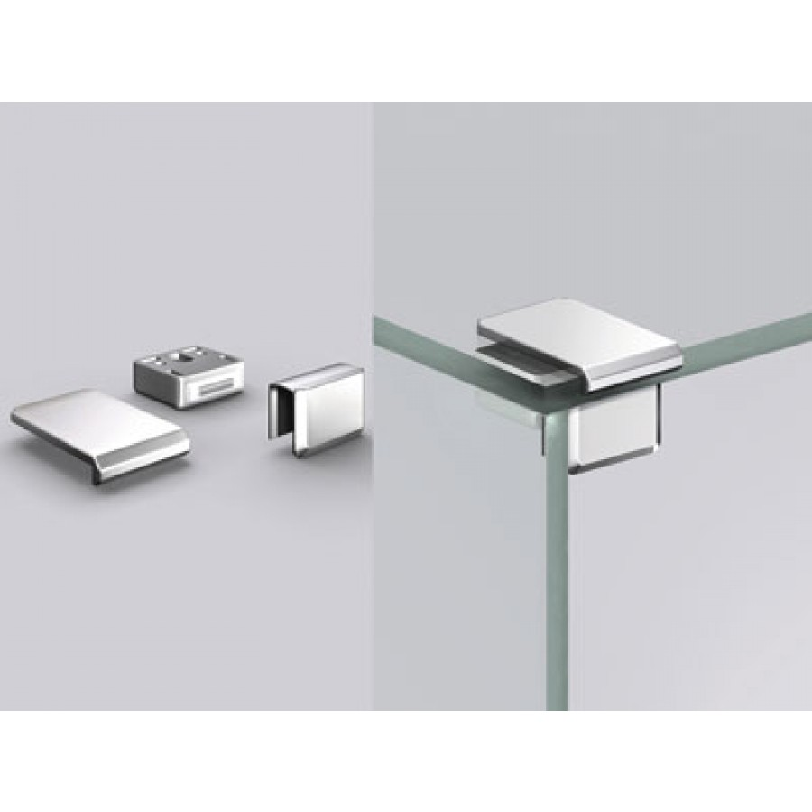 Xl Gc09 Cr Magnetic Catch For Glass Door
