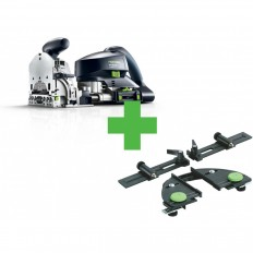 Festool 574447, Domino Joiner DF 700 EQ Set