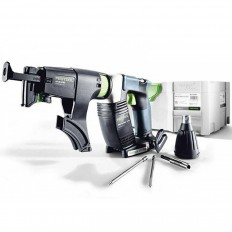 Festool 201672,  Cordless Drywall Screwdriver DWC 18-4500 Basic